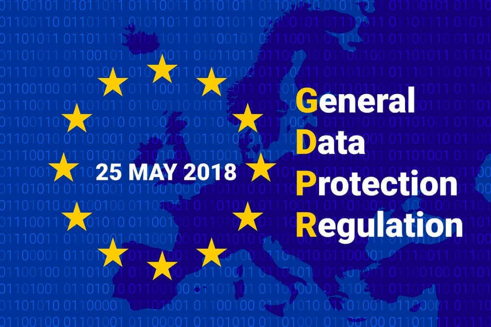 EU GDPR General Data Protection Regulation