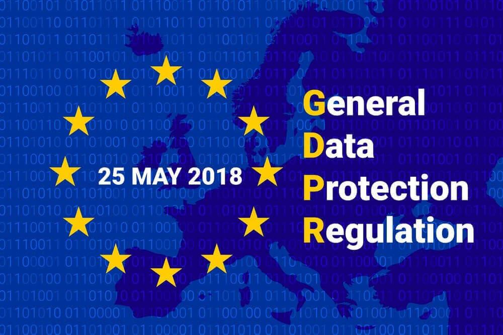EU GDPR General Data Protection Regulation