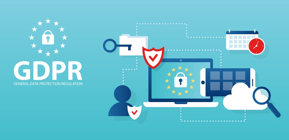 EU GDPR General Data Protection Regulation online data - DataClaim